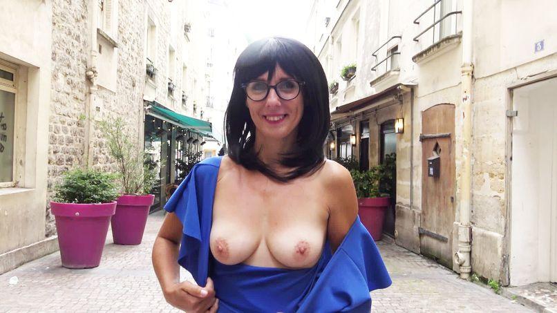 First orgy with experience between lesbians for Marie! - Tonpornodujour.com