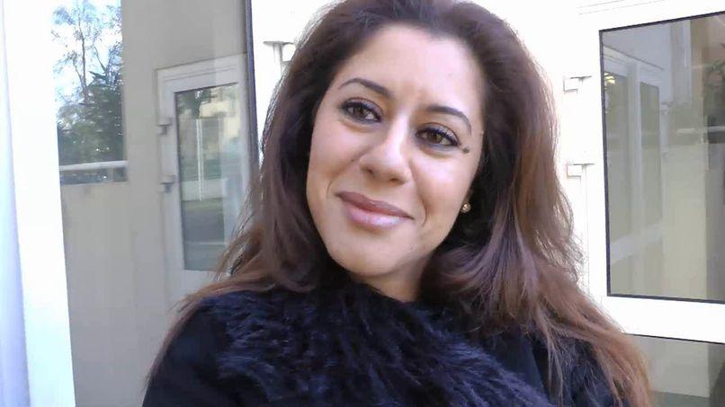 Nadia, a nymphomaniac Moroccan beurette - Tonpornodujour.com