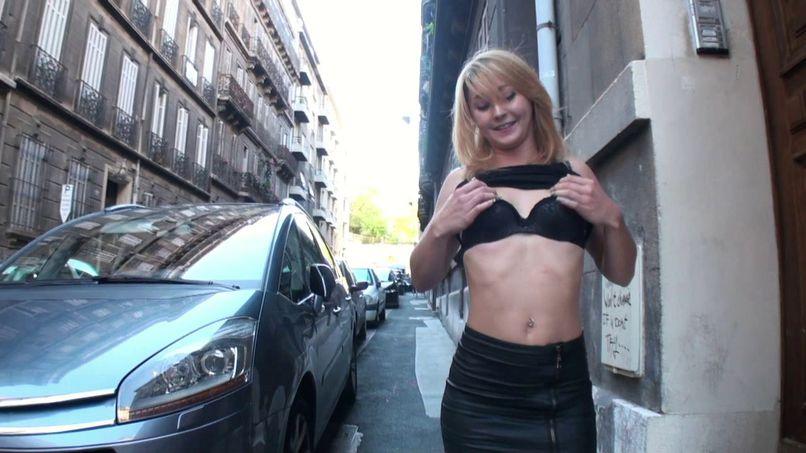 Emilie, 21 years old, pretty blond debutante ... - Tonpornodujour.com