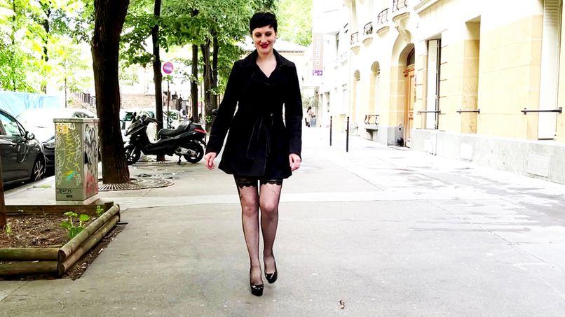 Double penetration, the main desire of this beautiful slut Katya! - Tonpornodujour.com