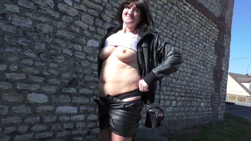 Sabrina, a mature inmate in need of ass! - Tonpornodujour.com