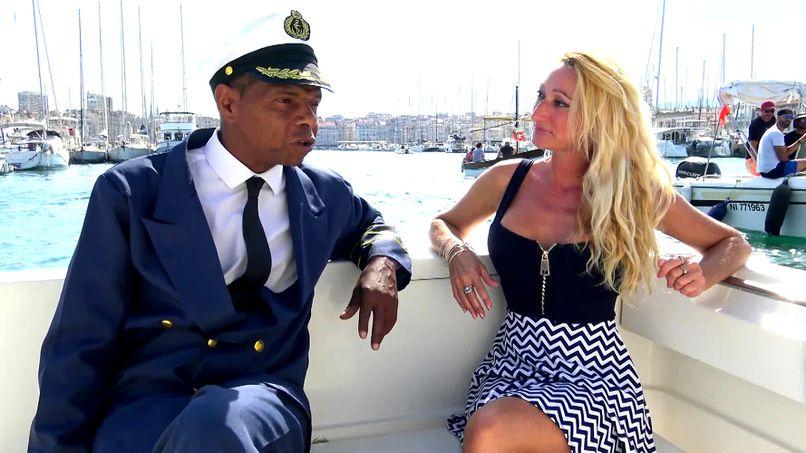 Betty, 46, loves the double at sea! - Tonpornodujour.com