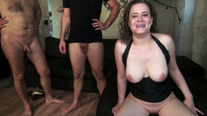 Justine, a libertine woman who loves hard fucking! - Tonpornodujour.com
