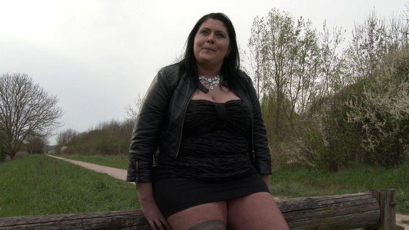 Cynthia, fat slut with big ass! - Tonpornodujour.com