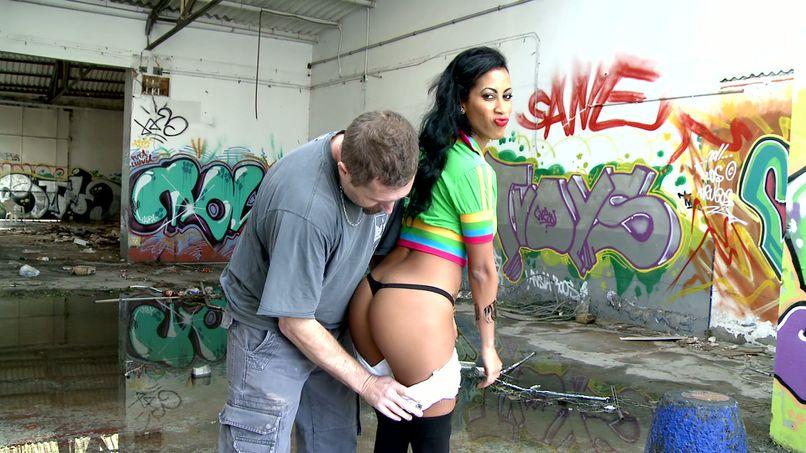 Afra, the Cuban mestizo who loves sodomy! - Tonpornodujour.com