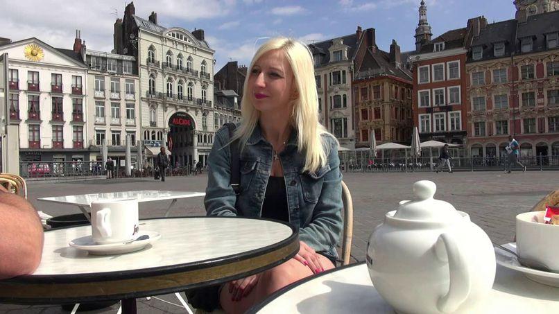 Lize, blonde with big tits! - Tonpornodujour.com