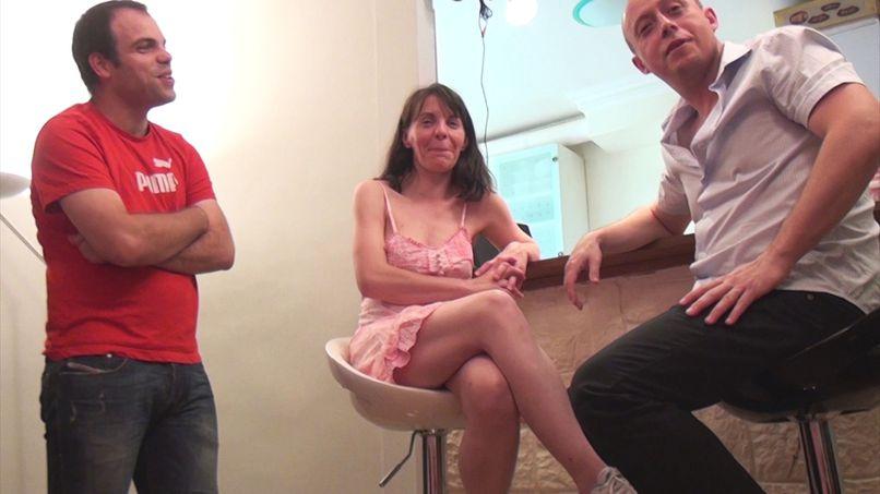 Lyia, a big slut, will get her bitch ass fucked by our guys! - Tonpornodujour.com