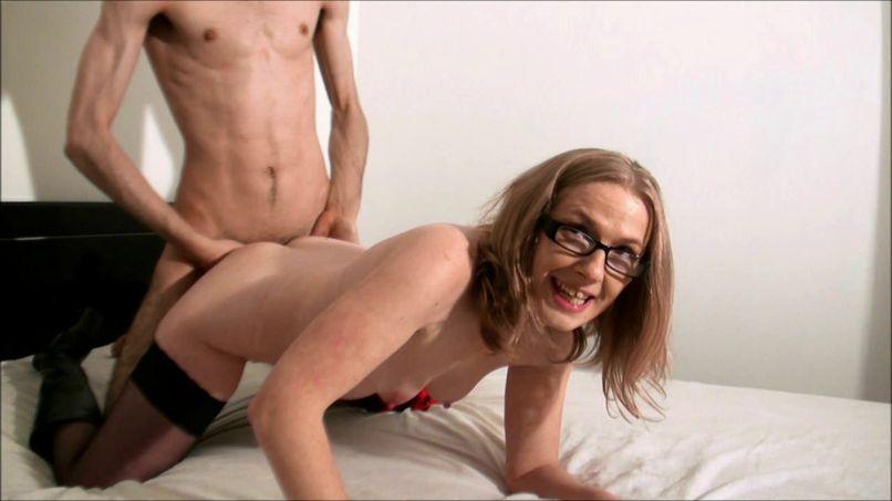 Christine, a Belgian amateur of deep anal! - Tonpornodujour.com
