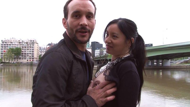 Sodomy of an Asian milf on the Seine - Tonpornodujour.com