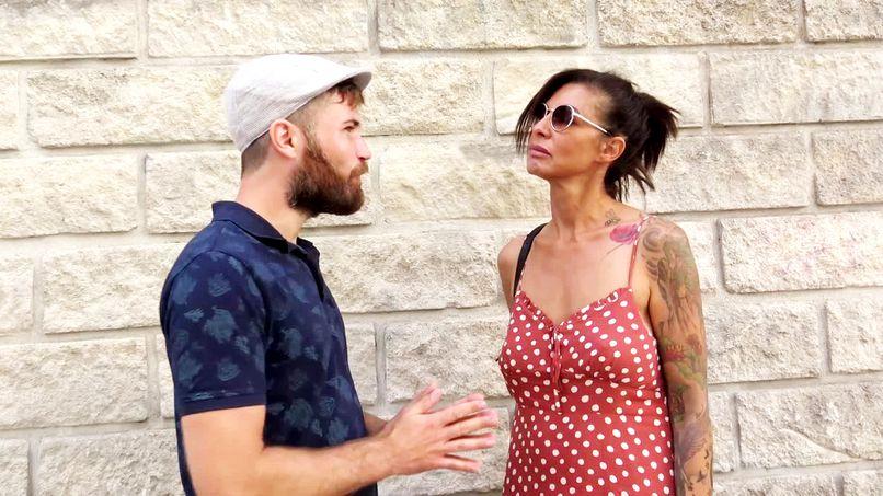 Beautiful 40-year-old slut, Charlotte wants to turn into a big accomplished slut! - Tonpornodujour.com