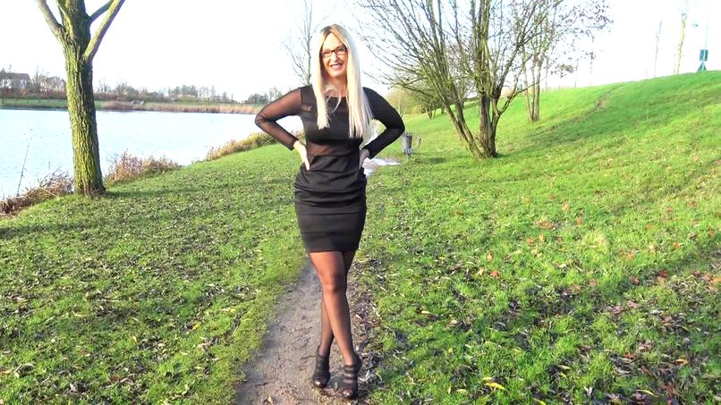 Katerina, 27, beautiful blonde slut with a very strong temperament! - Tonpornodujour.com
