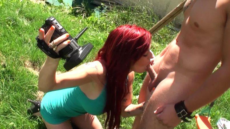 Amateur sex filmed, the new desire for this big slut from Eva! - Tonpornodujour.com