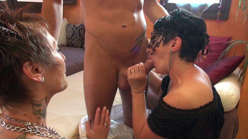 Cougar libertine in search of anal sex! - Tonpornodujour.com