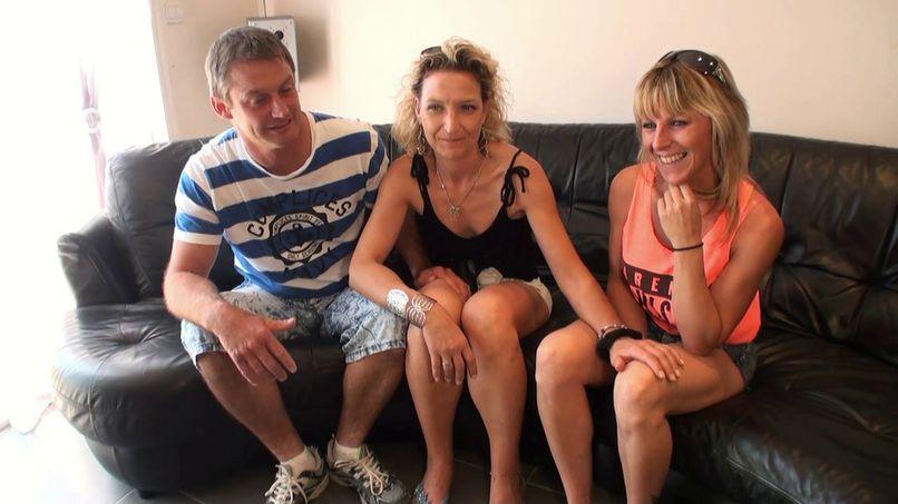 Meeting with Sylvie and Tonio, a very open libertine couple ... - Tonpornodujour.com